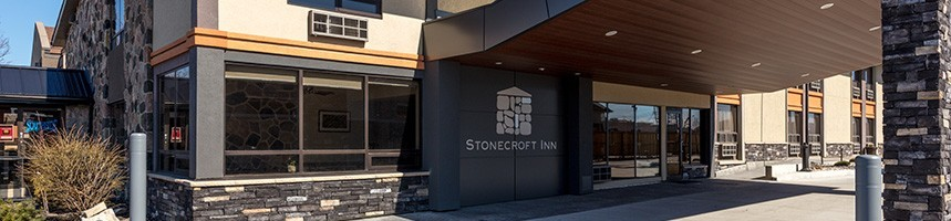 Location & Getting Here - Stonecroft Inn